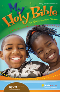 My African American American Bible Kids Edition